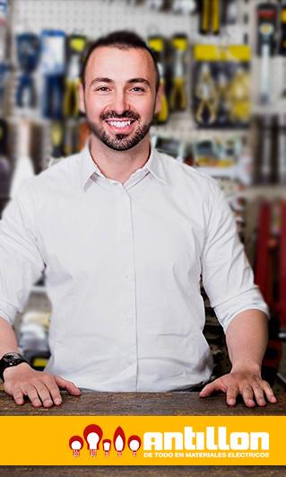 oportunidad laboral vendedor de mostrador en antillon